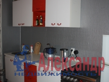 1-комнатная квартира (41м2) в аренду по адресу Комендантский пр., 17— фото 2 из 4