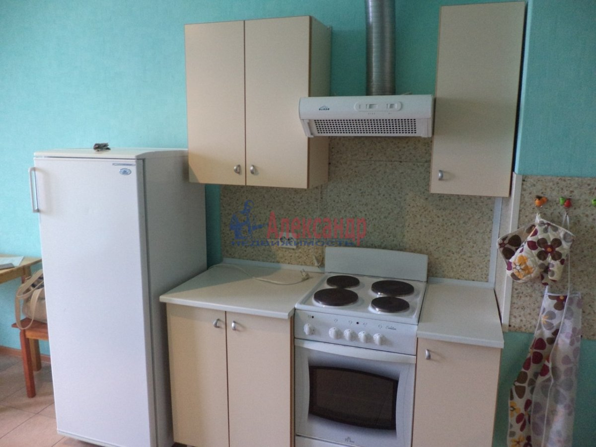 1-комнатная квартира (47м2) в аренду по адресу Будапештская ул., 7— фото 3 из 8