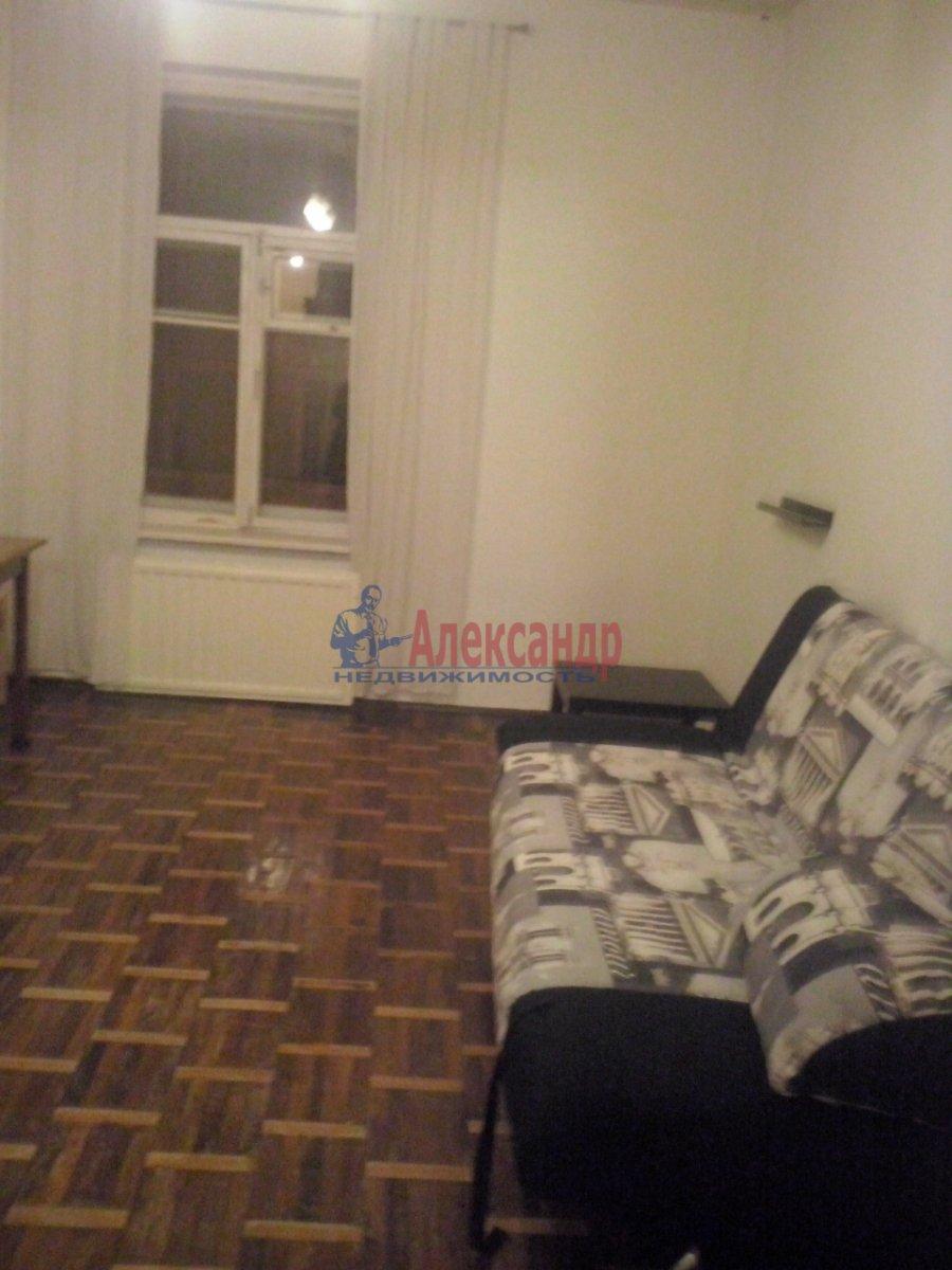 1-комнатная квартира (40м2) в аренду по адресу Малая Подьяческая ул.— фото 1 из 12