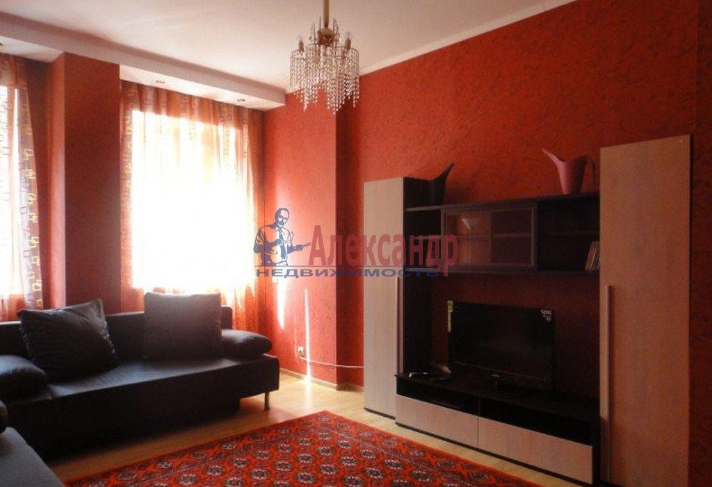 2-комнатная квартира (70м2) в аренду по адресу Малая Морская ул., 19— фото 1 из 3