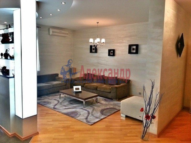 3-комнатная квартира (130м2) в аренду по адресу Барочная ул., 12— фото 2 из 15