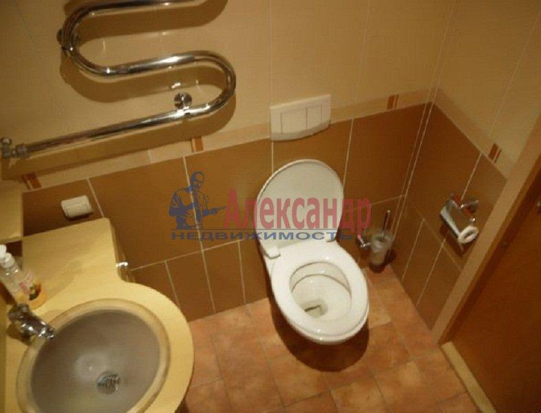 1-комнатная квартира (45м2) в аренду по адресу Приморский пр., 43— фото 6 из 6