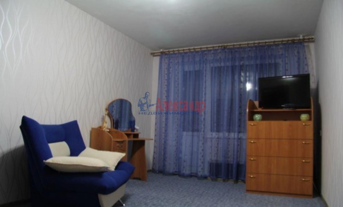1-комнатная квартира (32м2) в аренду по адресу Ленинский пр., 77— фото 7 из 7