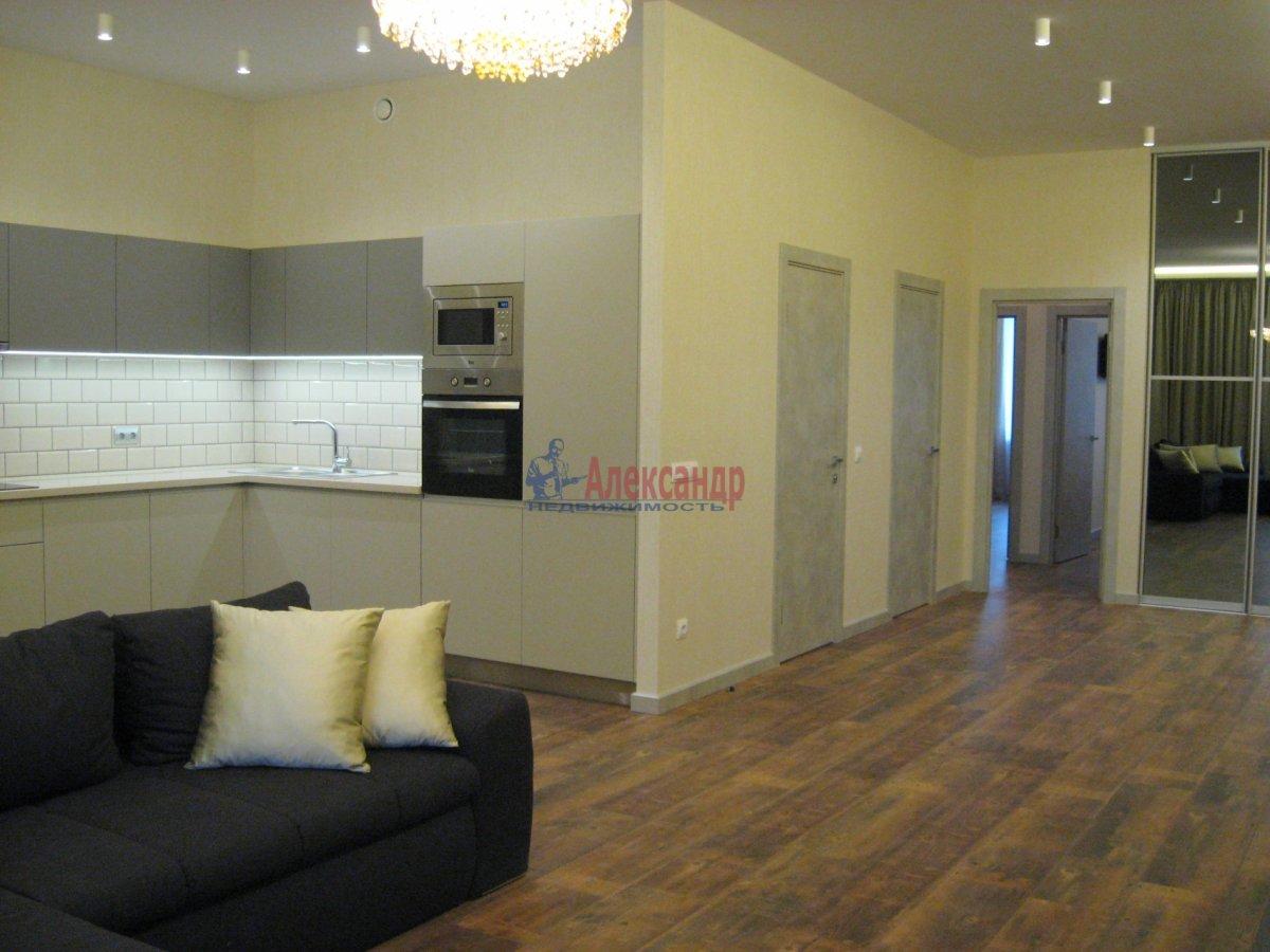3-комнатная квартира (111м2) в аренду по адресу Беринга ул., 5— фото 30 из 32