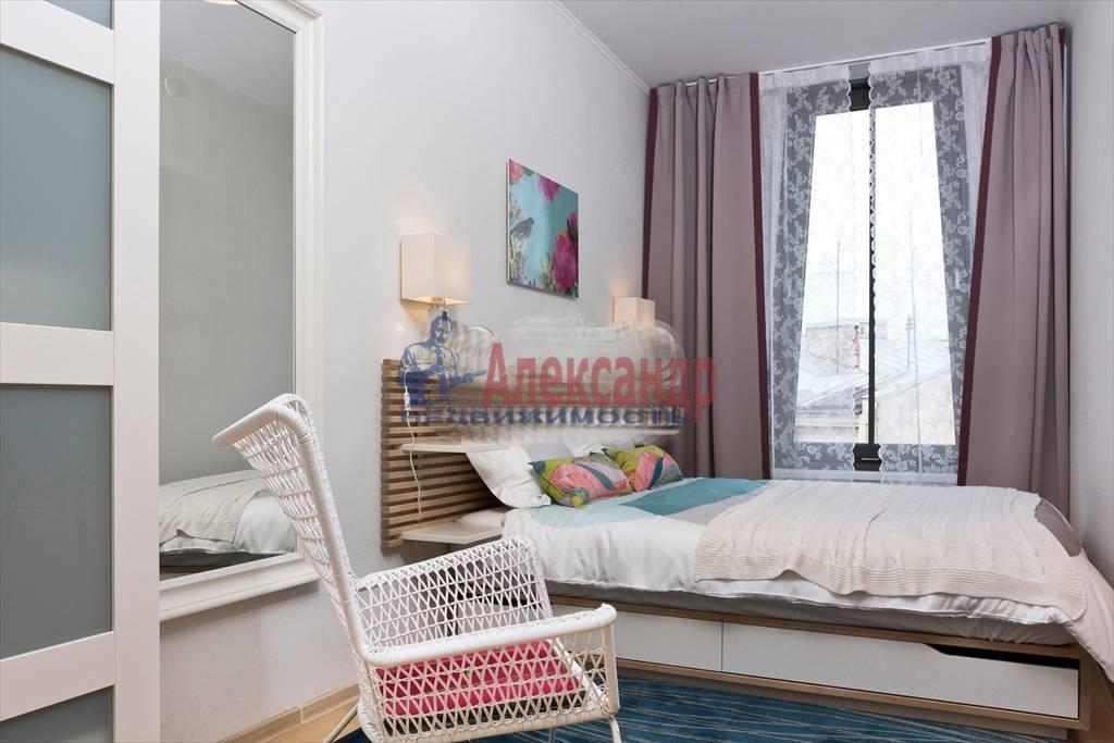 1-комнатная квартира (45м2) в аренду по адресу Чернышевского пр., 4— фото 6 из 10