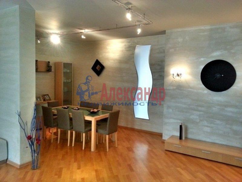 3-комнатная квартира (130м2) в аренду по адресу Барочная ул., 12— фото 3 из 15
