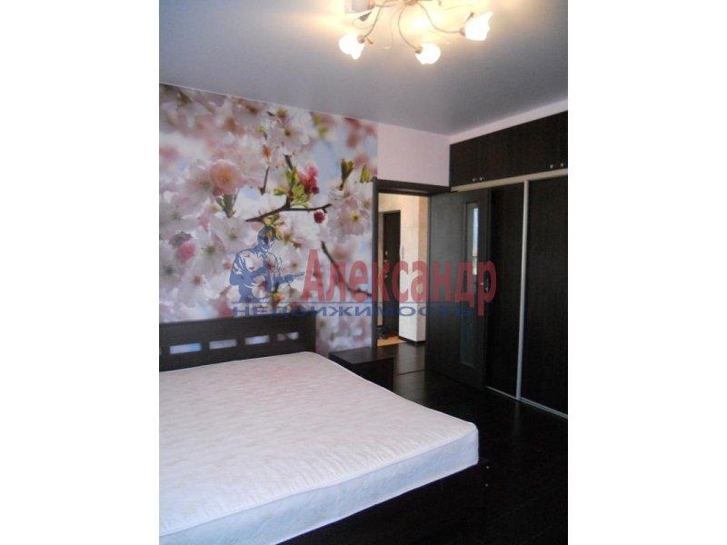 1-комнатная квартира (42м2) в аренду по адресу Гражданский пр., 116— фото 2 из 3