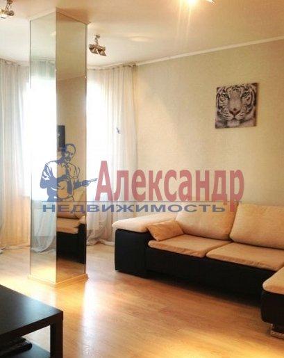 Комната в 2-комнатной квартире (63м2) в аренду по адресу Клочков пер., 10— фото 1 из 2