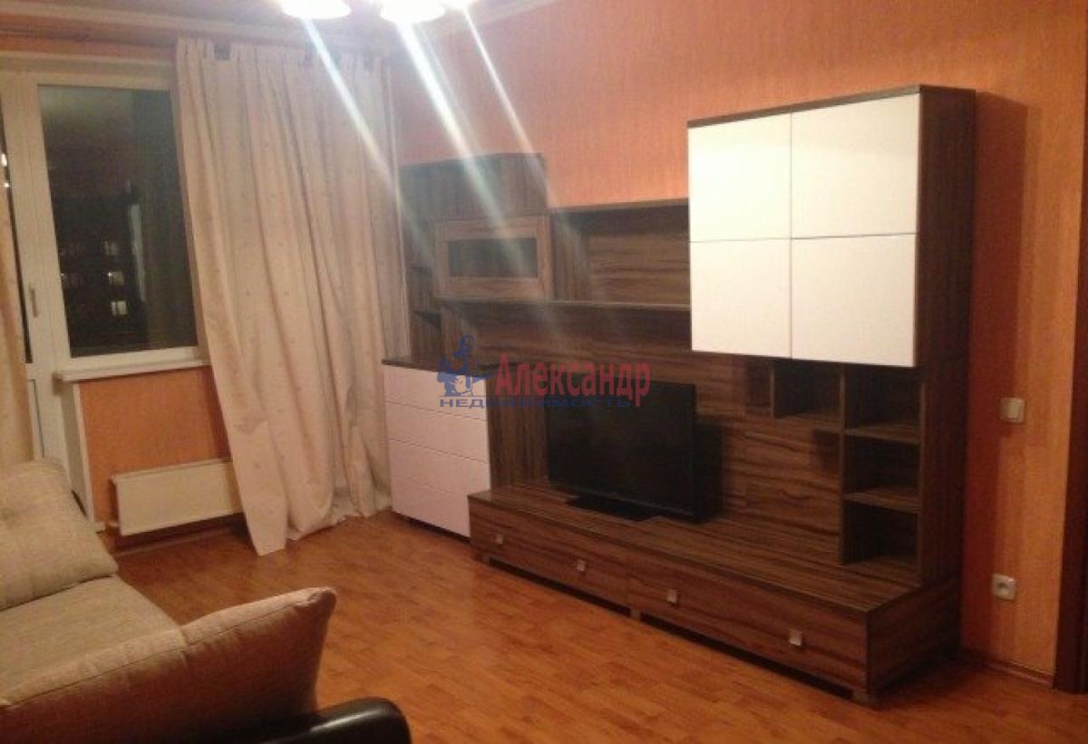 1-комнатная квартира (32м2) в аренду по адресу Дачный пр., 19— фото 1 из 6