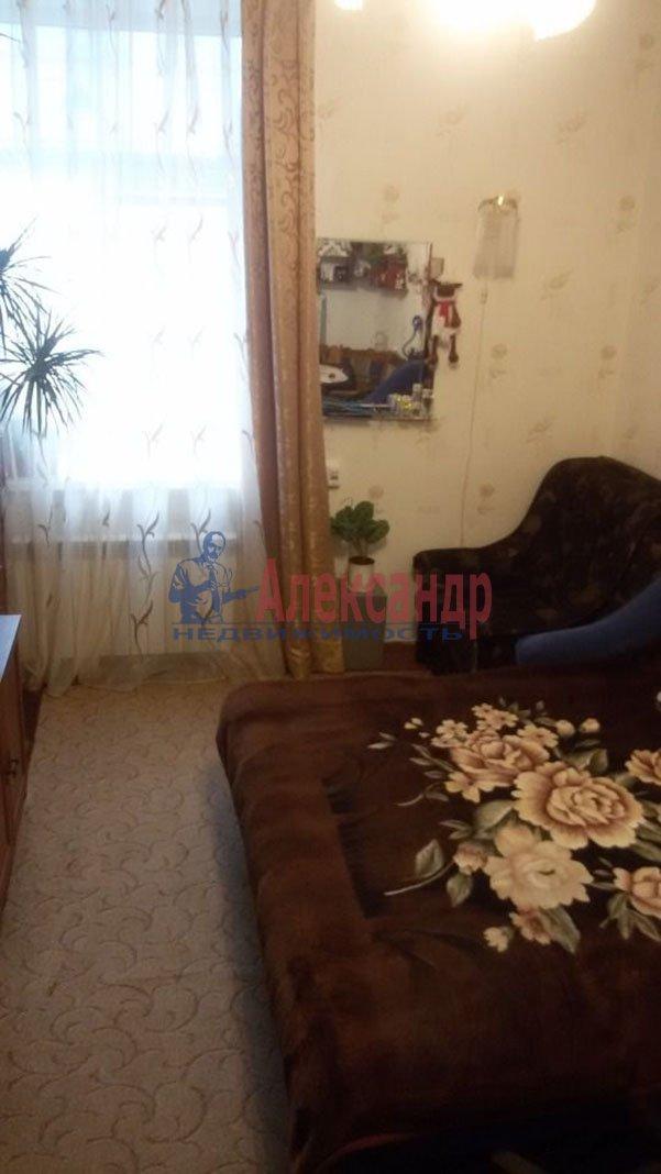 Комната в 2-комнатной квартире (51м2) в аренду по адресу Гончарная ул., 13— фото 1 из 4