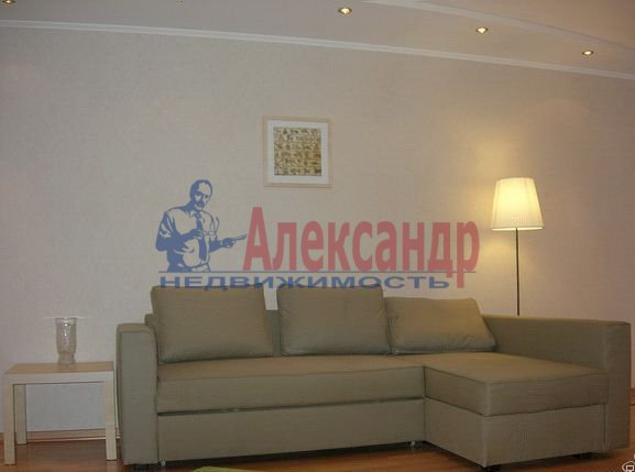 2-комнатная квартира (64м2) в аренду по адресу Тореза пр., 44— фото 5 из 8