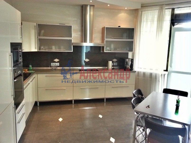 3-комнатная квартира (130м2) в аренду по адресу Барочная ул., 12— фото 5 из 15