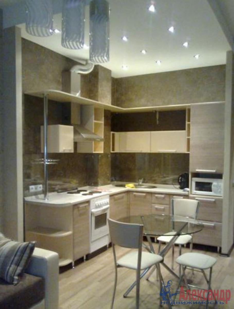 1-комнатная квартира (40м2) в аренду по адресу Бухарестская ул., 146— фото 2 из 2