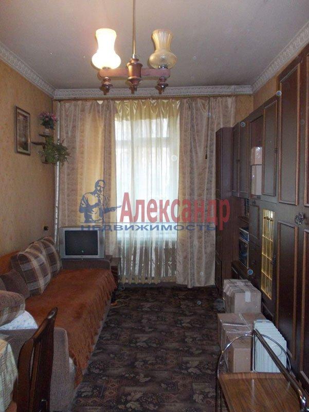 1-комнатная квартира (35м2) в аренду по адресу Липовая алл., 11— фото 1 из 4