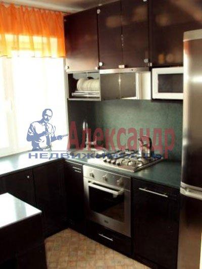 1-комнатная квартира (35м2) в аренду по адресу Московский просп., 207— фото 2 из 3
