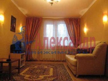1-комнатная квартира (40м2) в аренду по адресу Косыгина пр., 17— фото 1 из 3