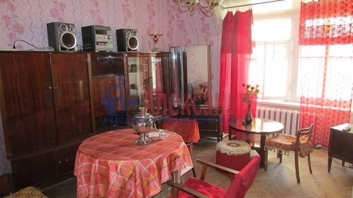 3-комнатная квартира (90м2) в аренду по адресу Большой пр., 44— фото 2 из 7