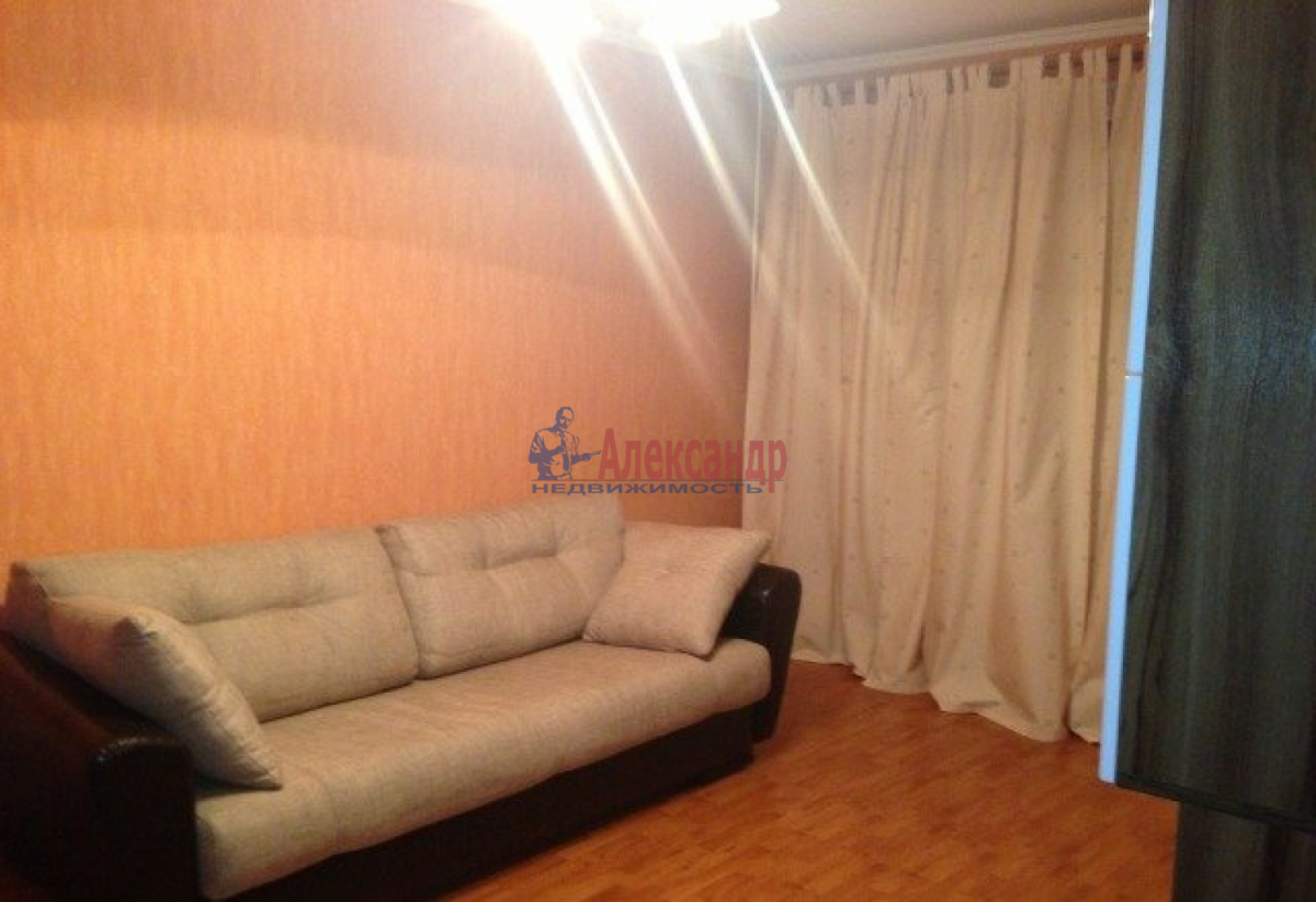 1-комнатная квартира (32м2) в аренду по адресу Дачный пр., 19— фото 5 из 6