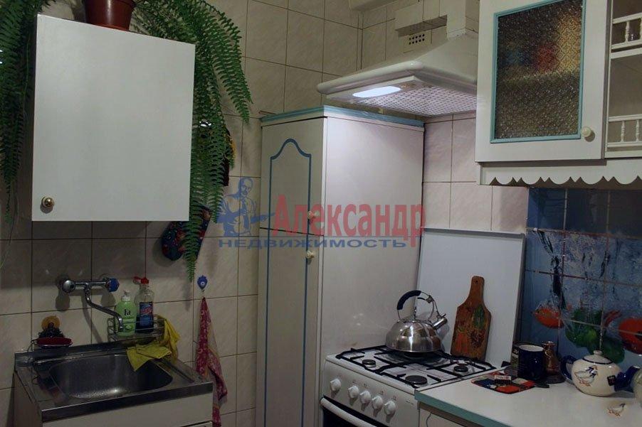 1-комнатная квартира (35м2) в аренду по адресу Липовая алл., 11— фото 2 из 4
