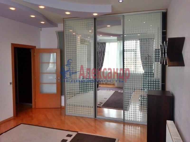 3-комнатная квартира (130м2) в аренду по адресу Барочная ул., 12— фото 11 из 15