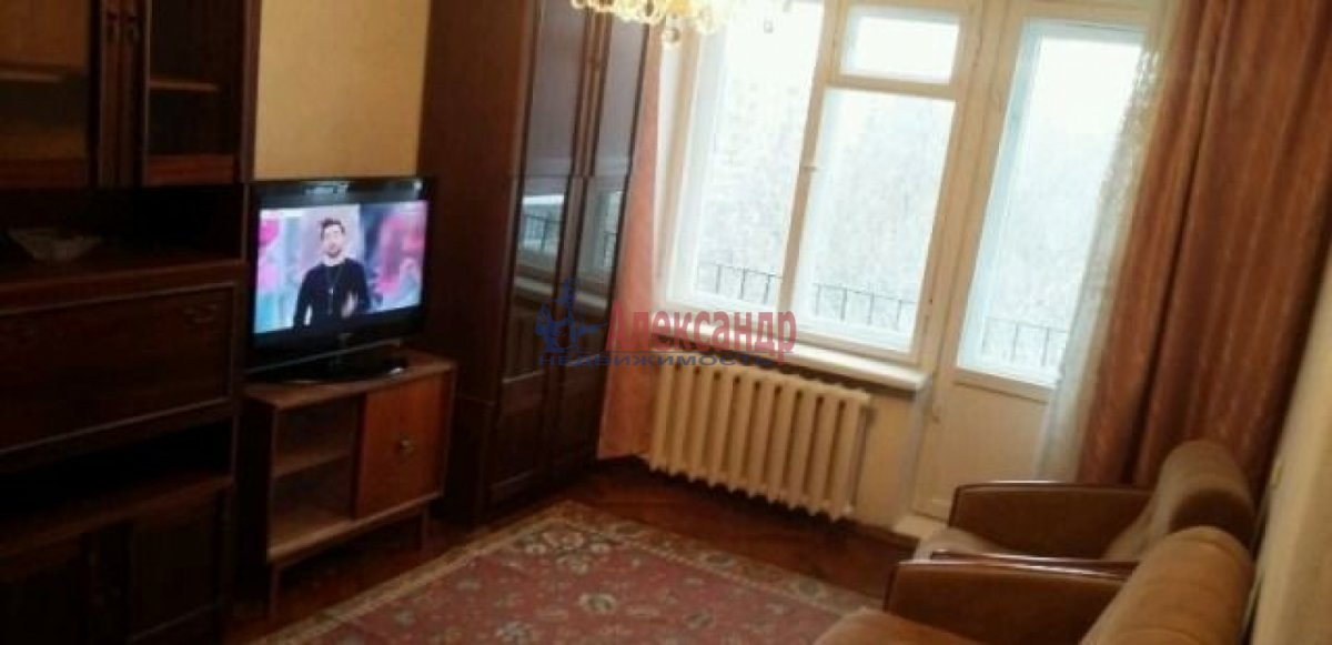 2-комнатная квартира (56м2) в аренду по адресу Белградская ул., 18— фото 9 из 9