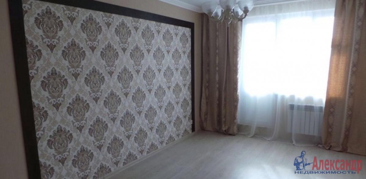 1-комнатная квартира (35м2) в аренду по адресу Московский просп., 73— фото 1 из 3