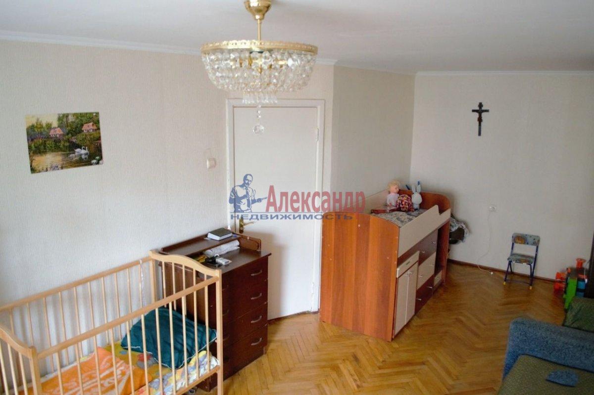 1-комнатная квартира (34м2) в аренду по адресу Олеко Дундича ул., 8— фото 1 из 4