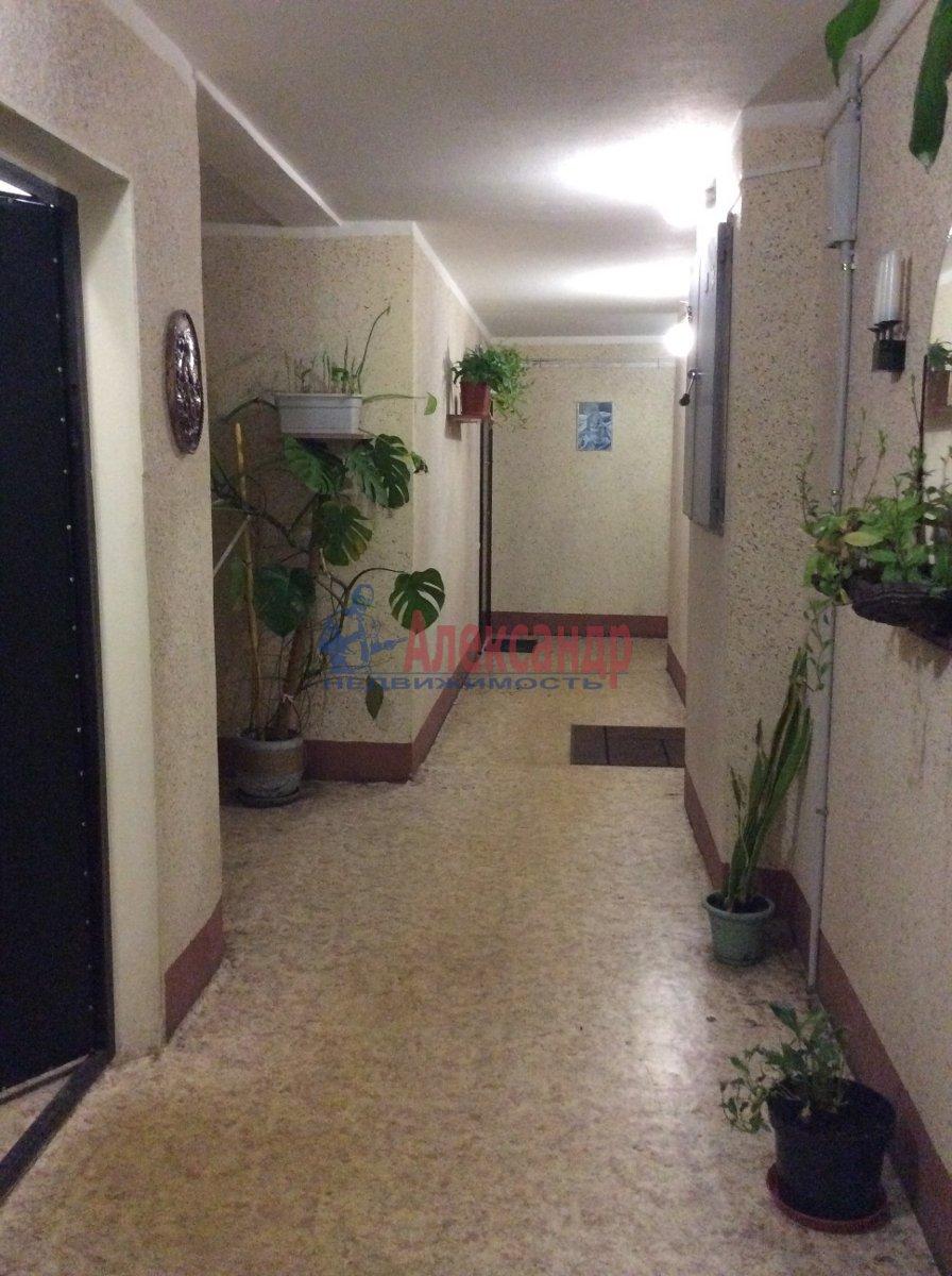 1-комнатная квартира (39м2) в аренду по адресу Карпинского ул., 33— фото 6 из 7