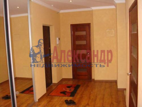 3-комнатная квартира (100м2) в аренду по адресу Сизова пр., 25— фото 6 из 8