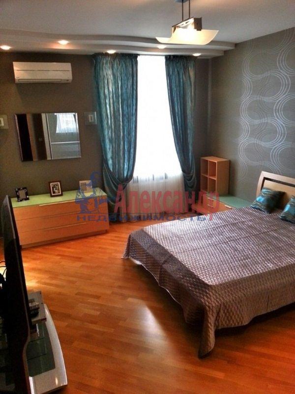 3-комнатная квартира (130м2) в аренду по адресу Барочная ул., 12— фото 9 из 15