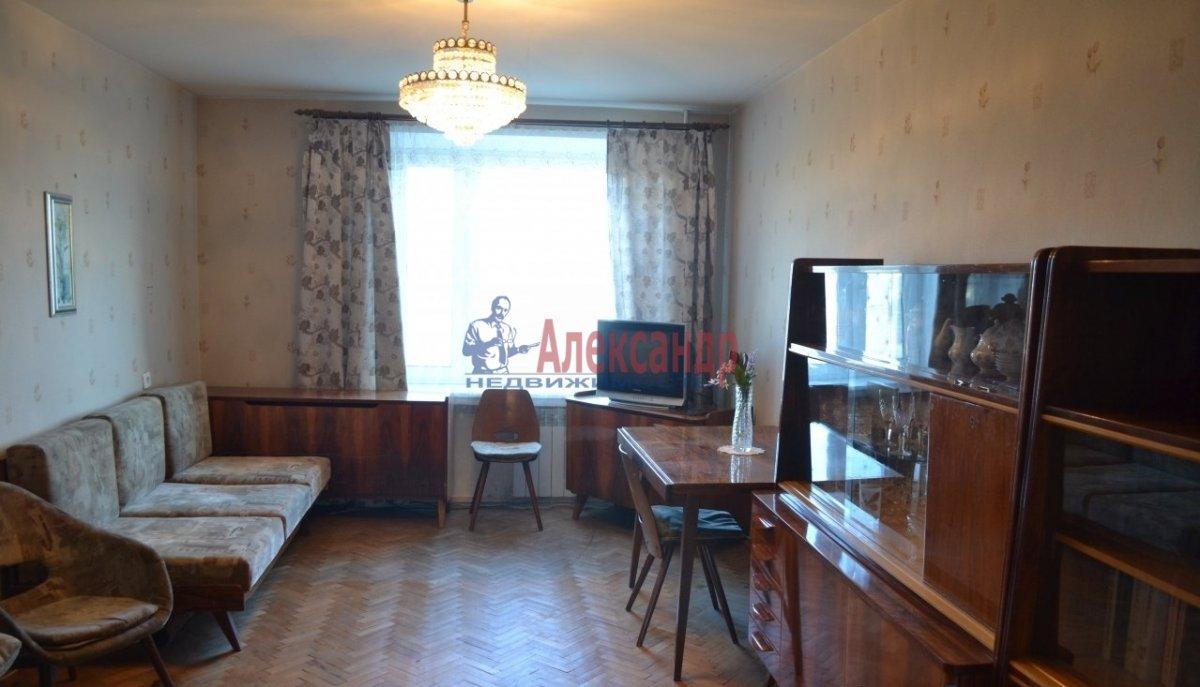1-комнатная квартира (35м2) в аренду по адресу Науки пр., 17— фото 1 из 4
