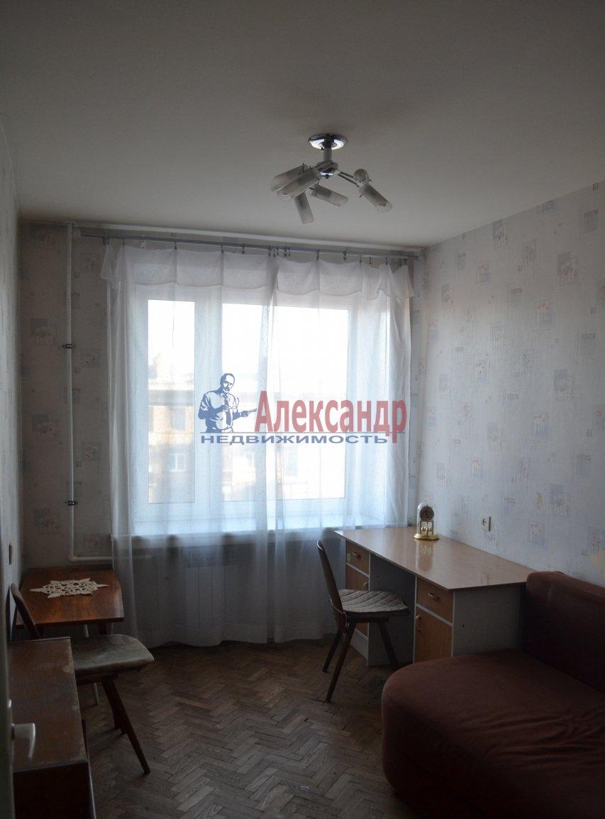1-комнатная квартира (35м2) в аренду по адресу Науки пр., 17— фото 2 из 4