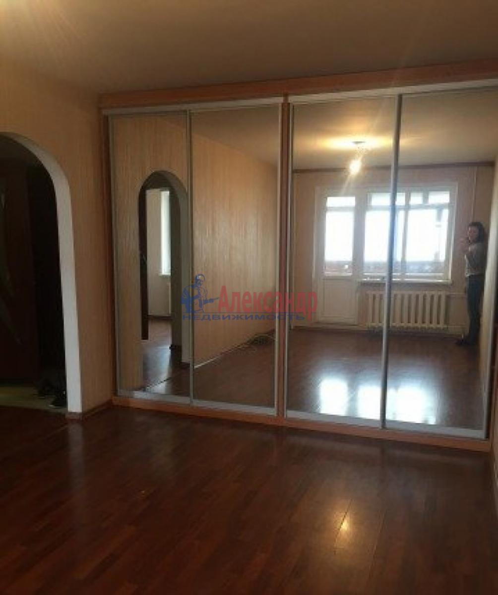 1-комнатная квартира (36м2) в аренду по адресу Художников пр., 9— фото 1 из 4