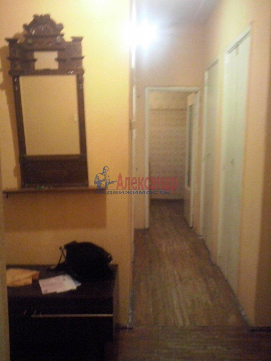1-комнатная квартира (40м2) в аренду по адресу Малая Подьяческая ул.— фото 4 из 12
