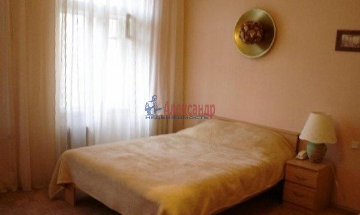 1-комнатная квартира (34м2) в аренду по адресу Белградская ул.— фото 1 из 4