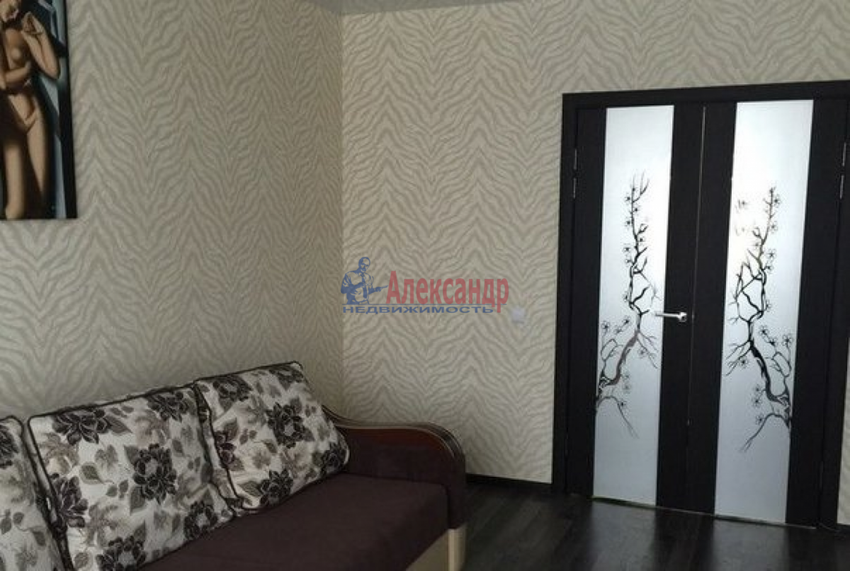 1-комнатная квартира (36м2) в аренду по адресу Королева пр., 59— фото 1 из 4