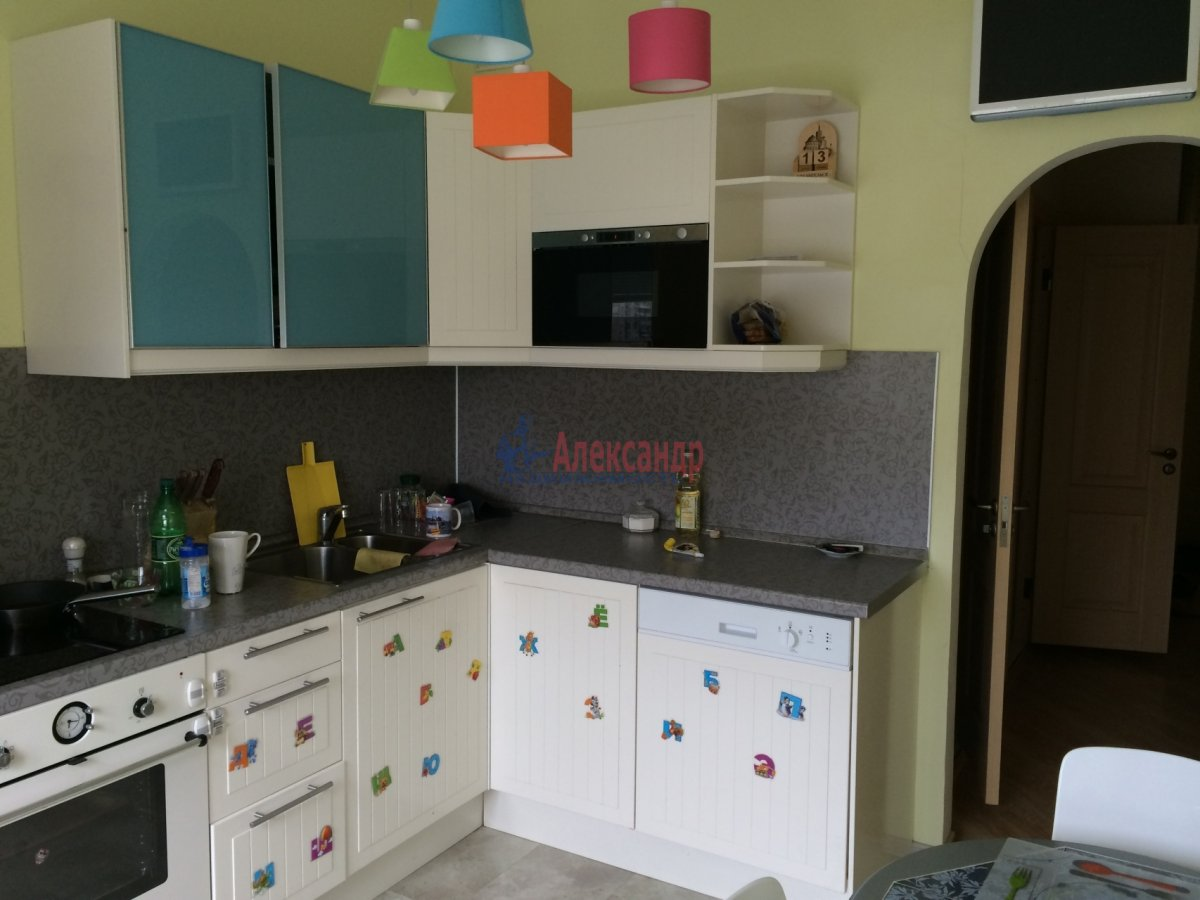 1-комнатная квартира (30м2) в аренду по адресу Автовская ул., 29— фото 3 из 6