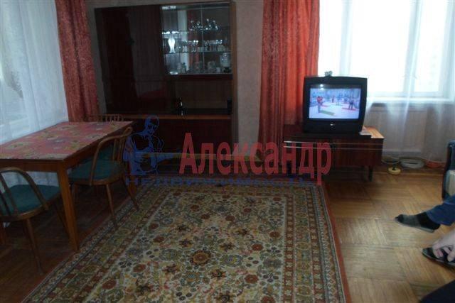 1-комнатная квартира (35м2) в аренду по адресу Черкасова ул., 4— фото 2 из 17