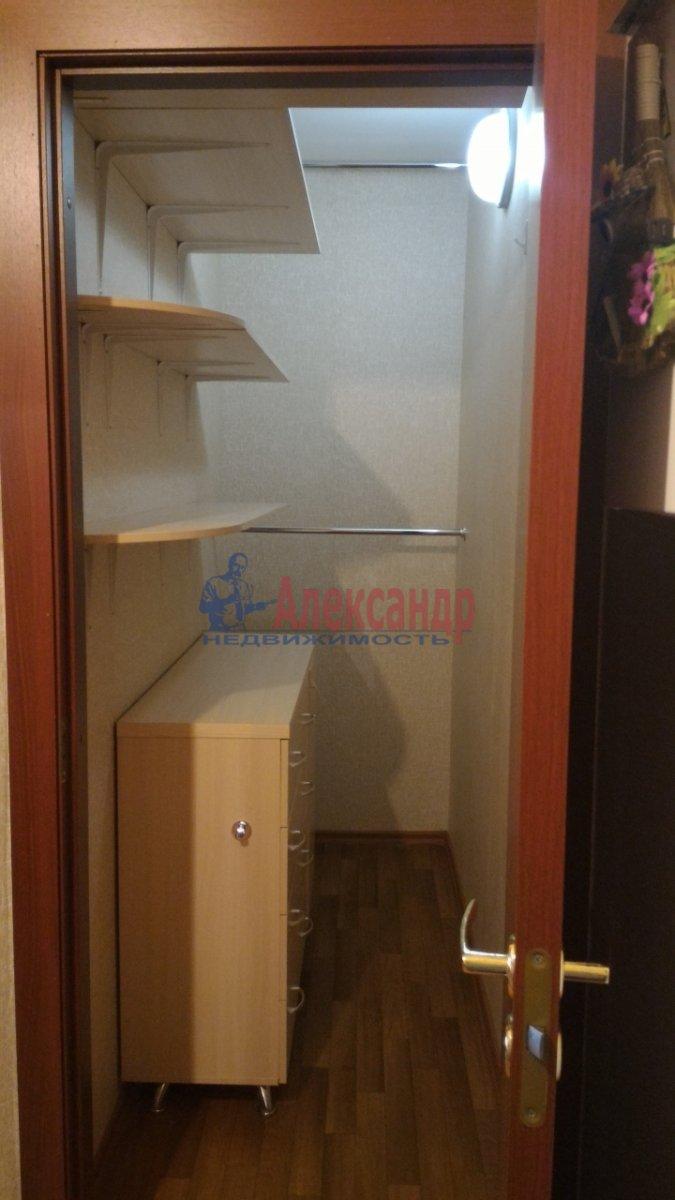 1-комнатная квартира (38м2) в аренду по адресу Парголово пос., Заречная ул., 25— фото 6 из 10