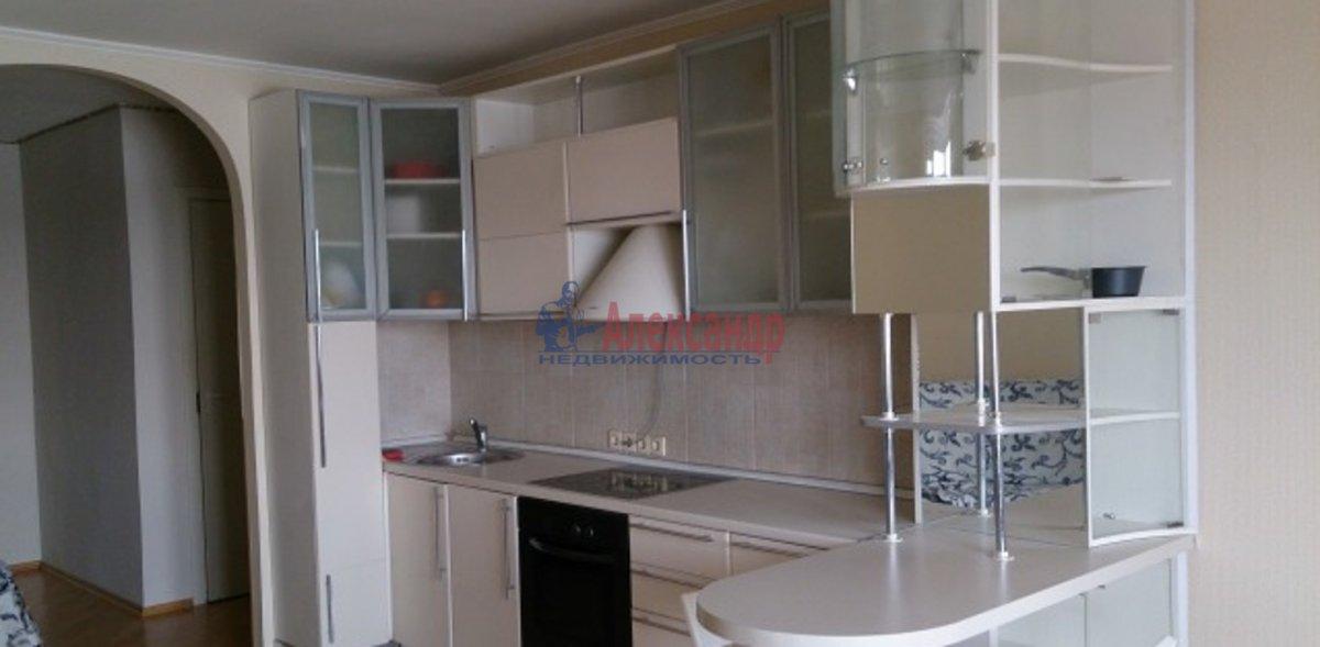 1-комнатная квартира (40м2) в аренду по адресу Комендантский пр., 51— фото 3 из 3