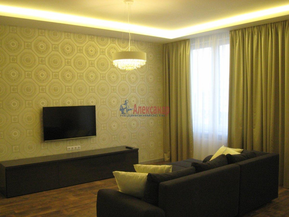 3-комнатная квартира (111м2) в аренду по адресу Беринга ул., 5— фото 32 из 32
