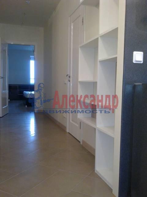 2-комнатная квартира (69м2) в аренду по адресу Российский пр., 8— фото 10 из 16