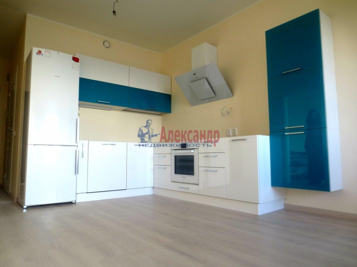 2-комнатная квартира (55м2) в аренду по адресу Мебельная ул., 35— фото 1 из 8