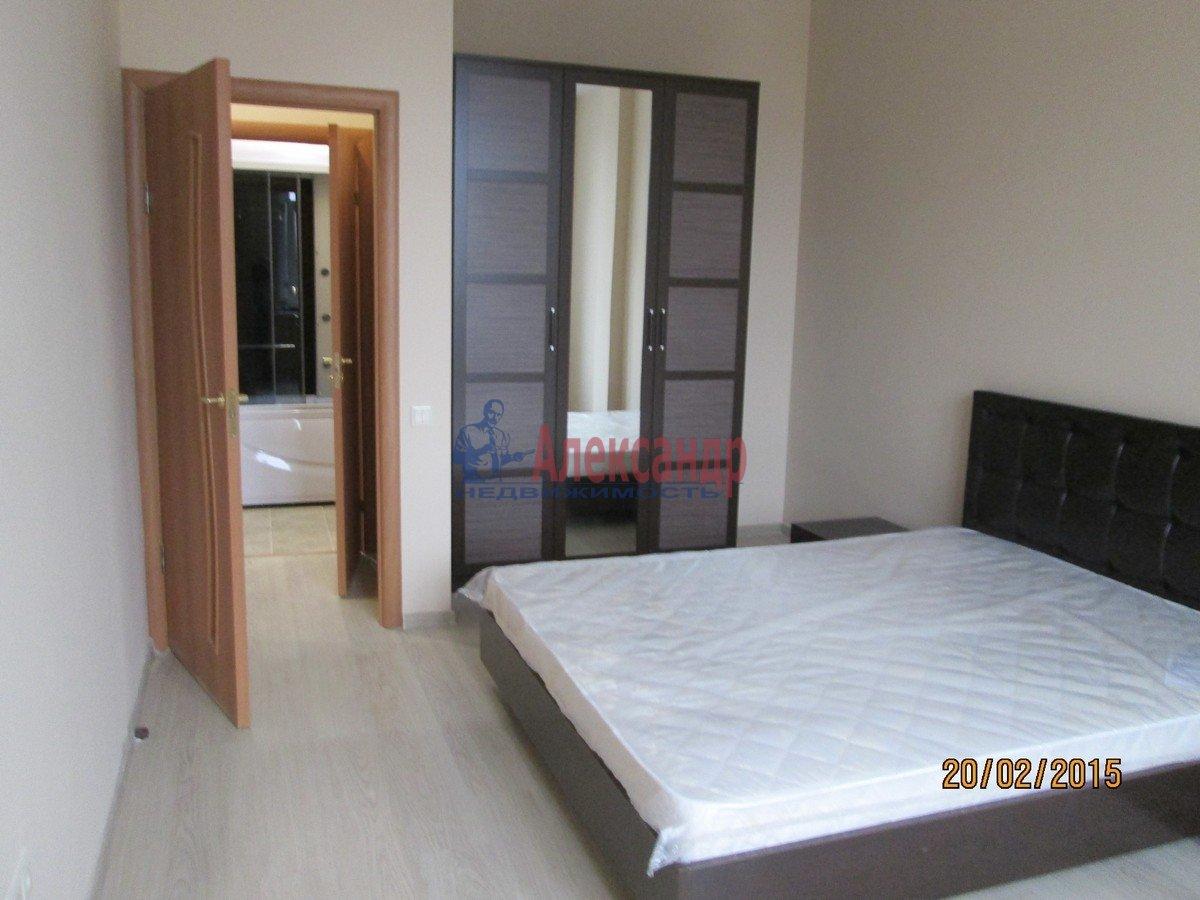 1-комнатная квартира (60м2) в аренду по адресу Пионерская ул., 50— фото 1 из 6