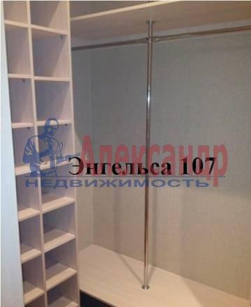 1-комнатная квартира (40м2) в аренду по адресу Энгельса пр., 107— фото 5 из 7