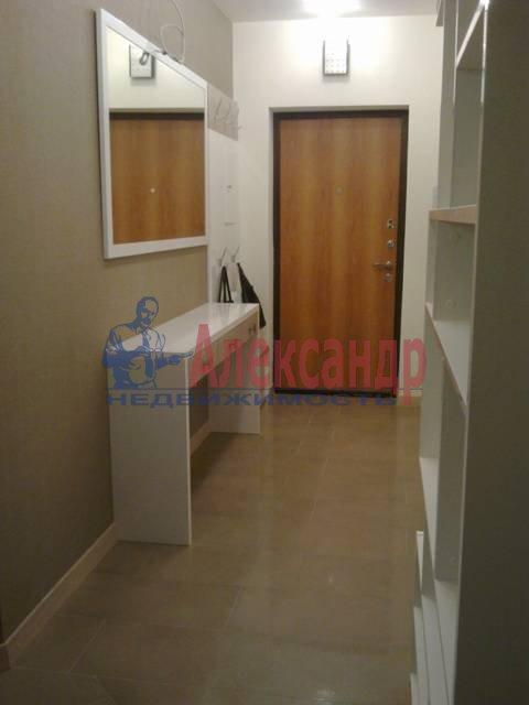 2-комнатная квартира (69м2) в аренду по адресу Российский пр., 8— фото 1 из 16