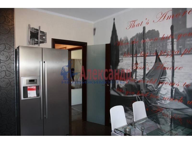 1-комнатная квартира (45м2) в аренду по адресу Краснопутиловская ул., 125— фото 10 из 12
