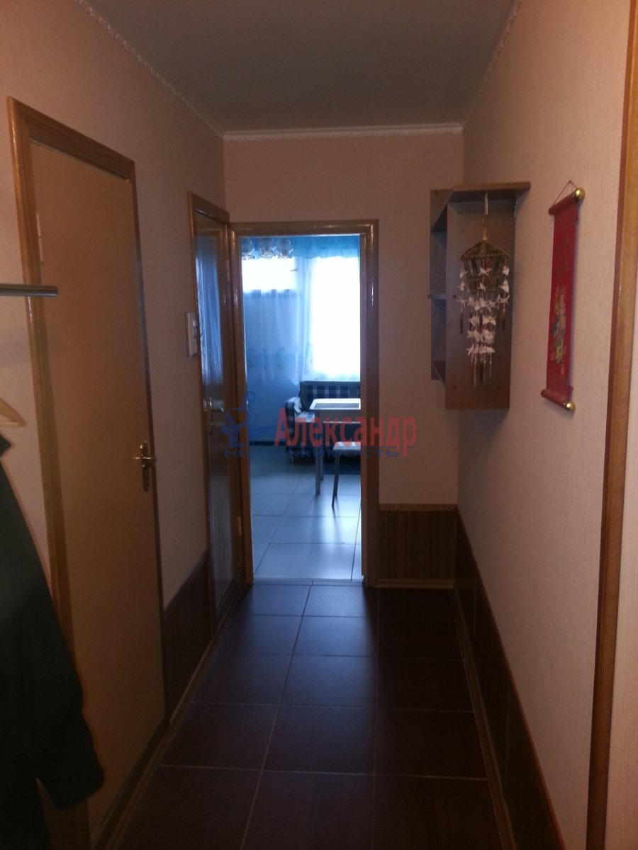 1-комнатная квартира (41м2) в аренду по адресу Авиаконструкторов пр., 34— фото 6 из 24
