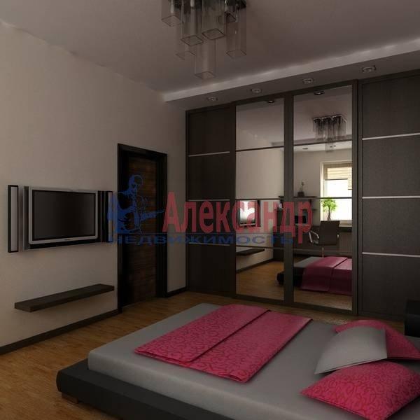 1-комнатная квартира (42м2) в аренду по адресу Парголово пос., Михаила Дудина ул., 23— фото 1 из 1