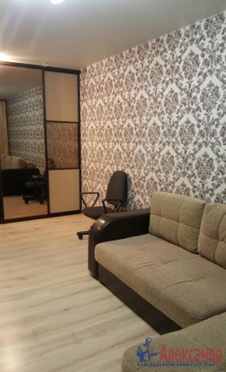 2-комнатная квартира (62м2) в аренду по адресу Мытнинская наб., 7— фото 2 из 3